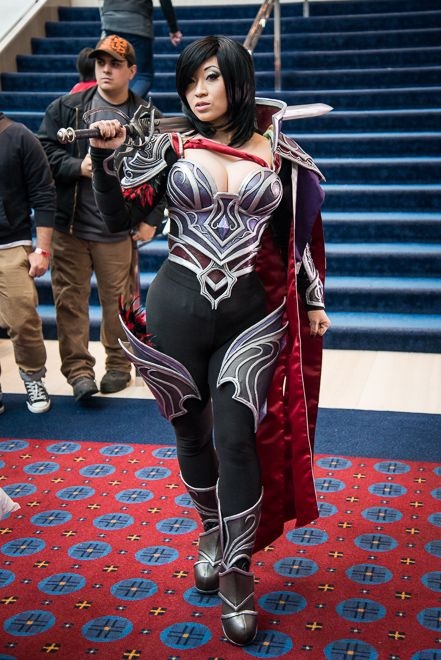 Comic-Con 2013 | Photos: Wild costumes at Portland Comic Con | Offbeat | Seattle News ...