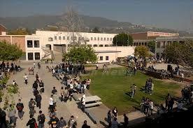 Hoover High School Campus, Glenwood Road, Glendale, California