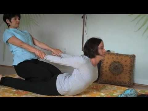 #Spa #ThaiMassage Video: stretch out with Thai Massage and can relax here: http://bit.ly/JEo5Vq