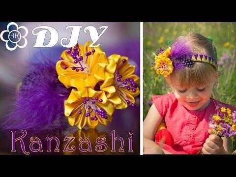 Меня зовут Настя, и я рада приветствовать вас на своем канале, на котором представлены мастер класс по канзаши, видео уроки по изготовлению эксклюзивных цвет...