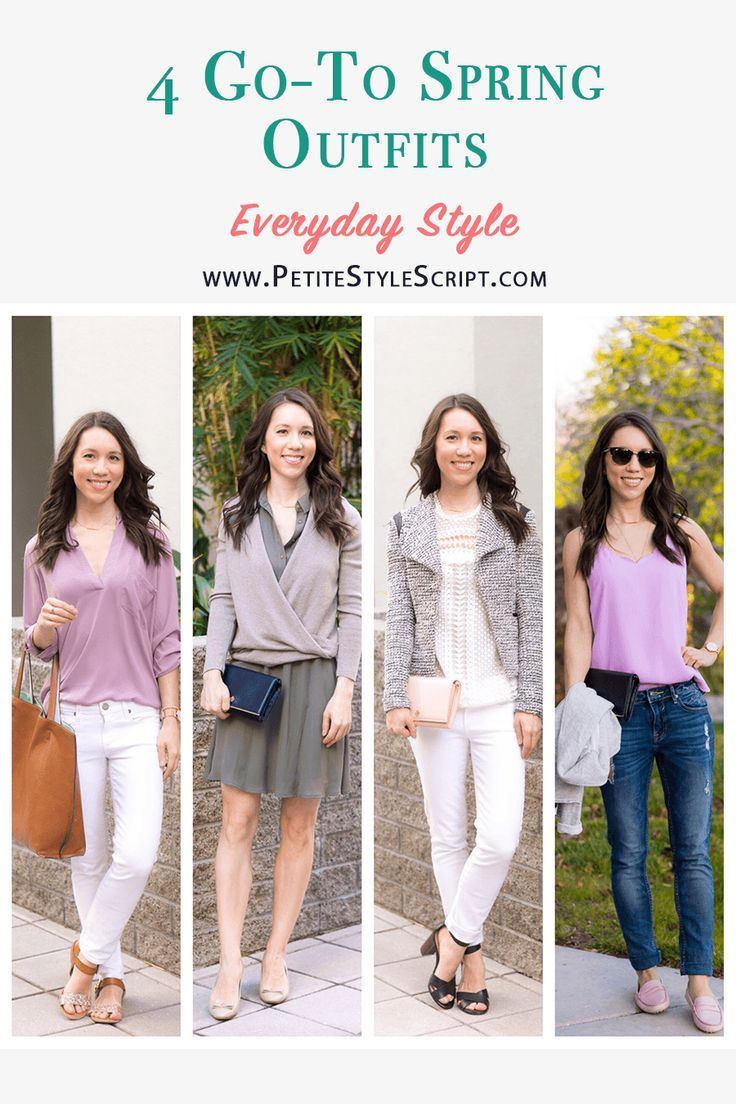 0b7c1be4d6c 4 Go-To Spring Outfit Formulas