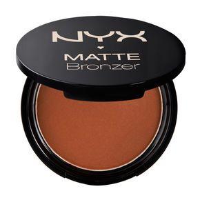 Matte Bronzer | Deep Tan