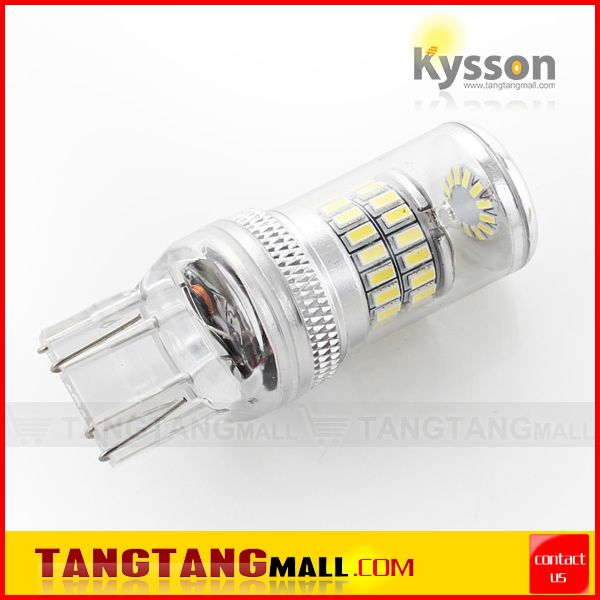2014 Newest Super Brightness Led Light T20 7443 48SMD 3014 LED Bulbs Automotive  FOB Price: US $ 1 - 8 / Piece | Get Latest Price Min.Order Quantity: 1 Piece/Pieces accept sample order Supply Ability: 5000 Piece/Pieces per Day