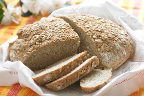 Brødet her har masser af fylde og smag, men kernerne er bløde og lækre