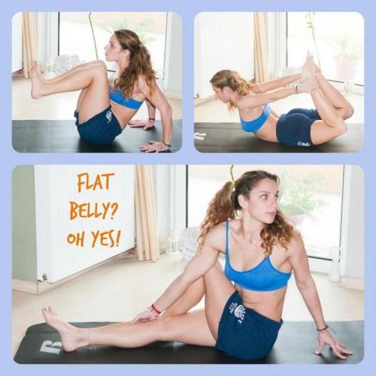 Θέλεις επίπεδη και σφιχτή κοιλιά; Με αυτές τις ασκήσεις μπορείς να την αποκτήσεις! - Tlife.gr