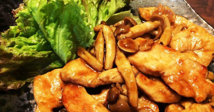 鶏胸肉は栄養価も高くお値段も安いので良く使うのですが、パサつきがち。そこにひと手間片栗粉とお酒に混ぜ込むことでしっとり♪