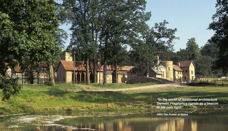 Belvedere Village : Residential Projects : Porphyrios Associates