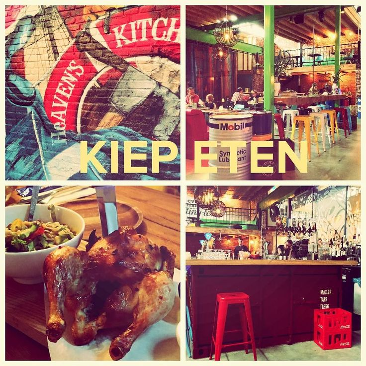 Lekker kip gegeten @heavenskitchentilburg #kip#eten#kiep#eten#heaven#kitchen#tilburg#heavenskitchen#piushaven#lekker#mazzel