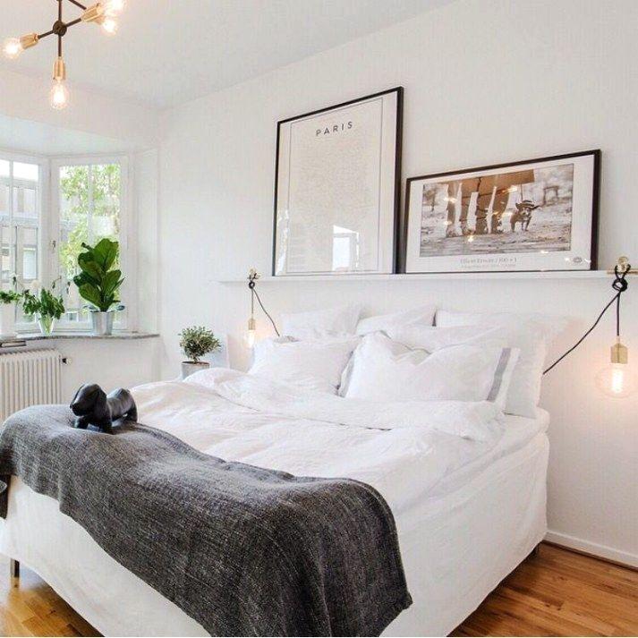 Bedroom Ideas Pinterest Bedroomgoals Simple Bedroom Small Room Bedroom Small Apartment Room