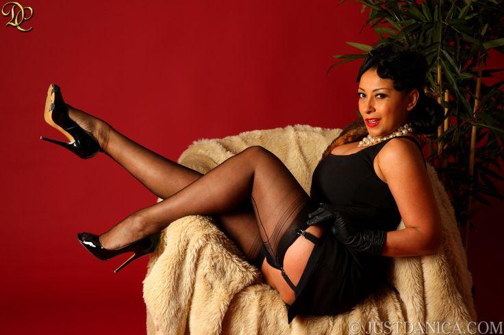 Nude fat black woman