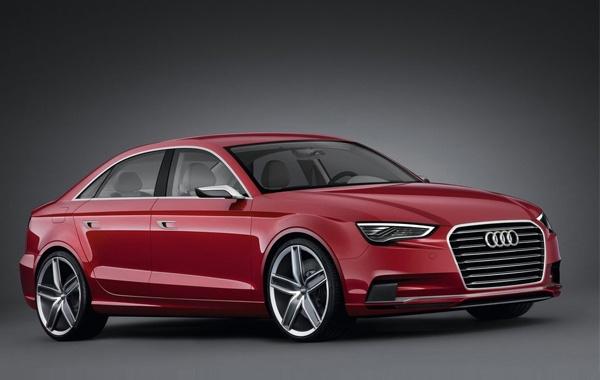 New Audi A3 Sedan Premiere Business Media Site