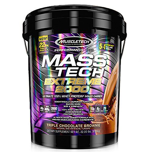 THE ULTIMATE 100% WHEY PROTEIN+ MASS GAINER Let's face it - size is king! Nothing tells people that you're a bodybuilder more than a hulking frame complete with wide shoulders big arms a powerful ch...