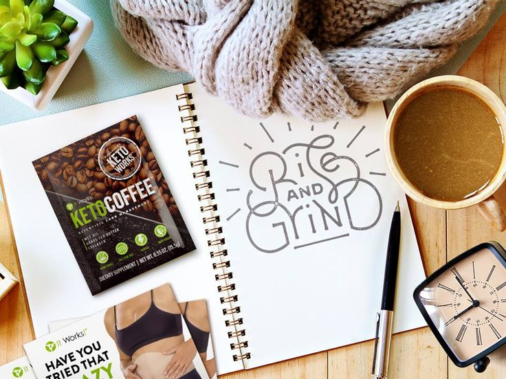 Sharpen your FOCUS and FUEL your biz with It Works! Keto Coffee ☕️! There are only a few days left in September, so it's time to rise and grind! Use this brand NEW product to expand your market and take your business to a #WholeNothaLevel! #FitFueledFocused
