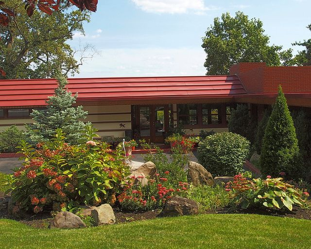 Crimson beech catherine and william cass house usonian - The marshall plan was designed to ...