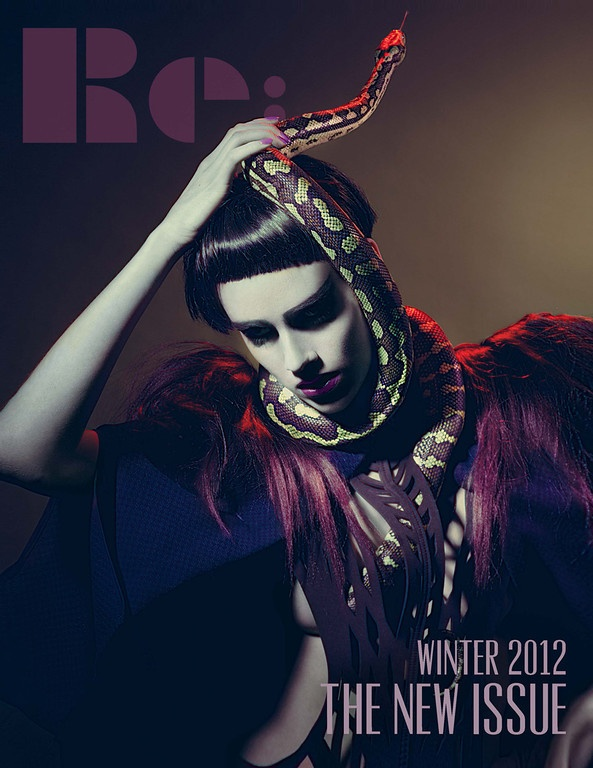 Re: Magazine  Photography: An Lee    read the issue: http://issuu.com/re_magazine/docs/re01new
