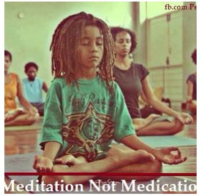 If every eight year old in the world is taught meditation, we will eliminate violence from the world within one generation. ~ Dalai Lama