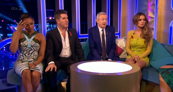 X Factor: Was Louis Walsh right to go to deadlock?
