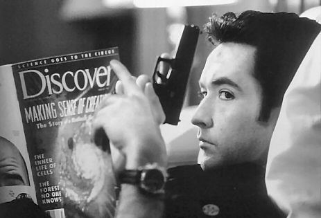 A confident man can openly profess his love for #johncusack. Being John Malkovich or Hot Tub Time Machine? Tough call for sure.