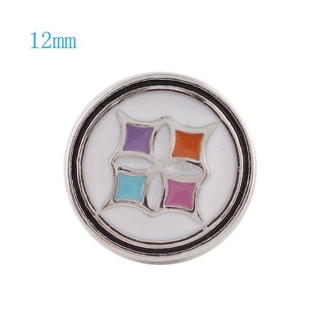 12 мм небольшие металлические защелки кнопки для сердца 12 мм кнопку ювелирные изделия fit небольшой оснастки ювелирные изделия KS6064-S