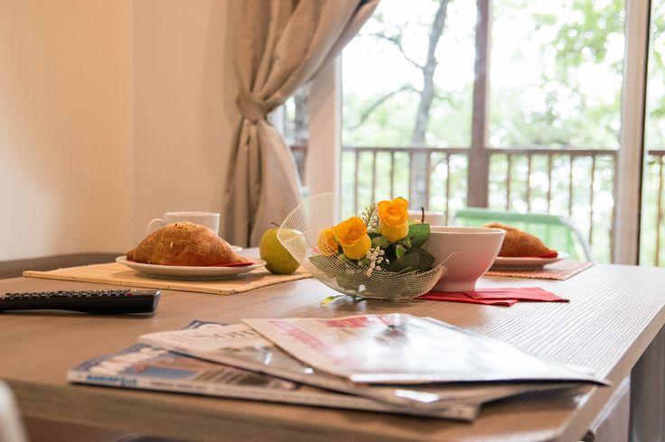 Have a beautiful day!! :) #morning #breakfast #altrasimeno #expo2015 #trasimeno #mobilhomedeluxe #glamping