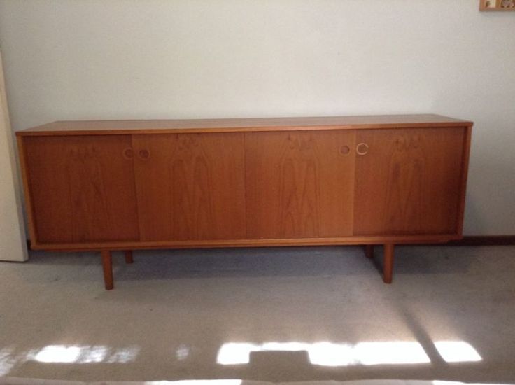 Mid Century Sideboard Picked Up Today.