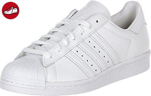 adidas Herren Superstar 80s Sneaker, Weiß (Footwear White/Footwear White/Core Black), 46 EU - Adidas schuhe (*Partner-Link)