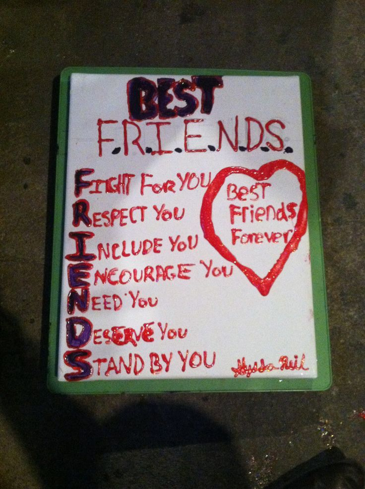 14 best best friend gifts images on pinterest gift ideas for Easy presents to make for friends