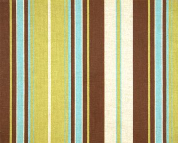 I keep getting drawn to a touch of pea green...Veranda Chocolate / Linen | Online Discount Drapery Fabrics and Upholstery Fabric Superstore!