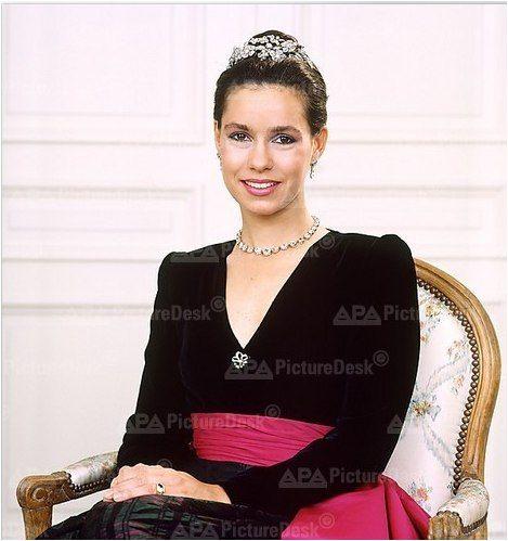 Великая герцогиня Мария-Тереза