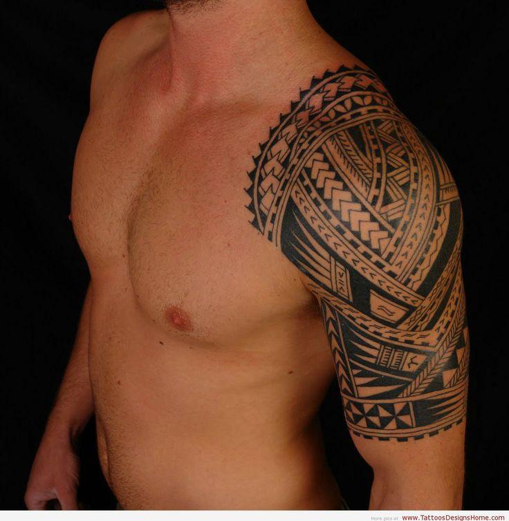 Maori Tatoo