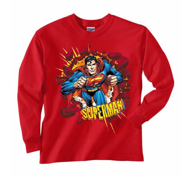 Kids Superhero T Shirts