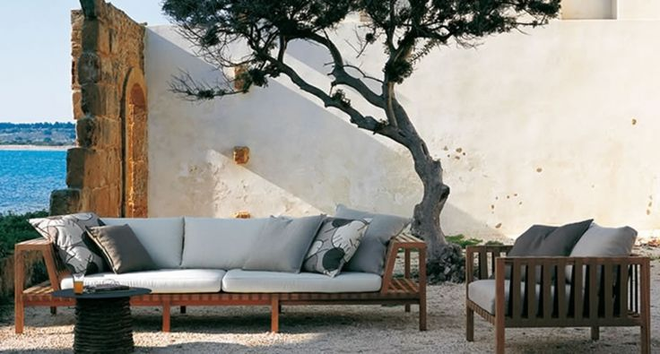 idyllic outdoor living room with Network furniture by Rodolfo Dordoni - 113 Best Roda Furniture Images On Pinterest Backyard Furniture