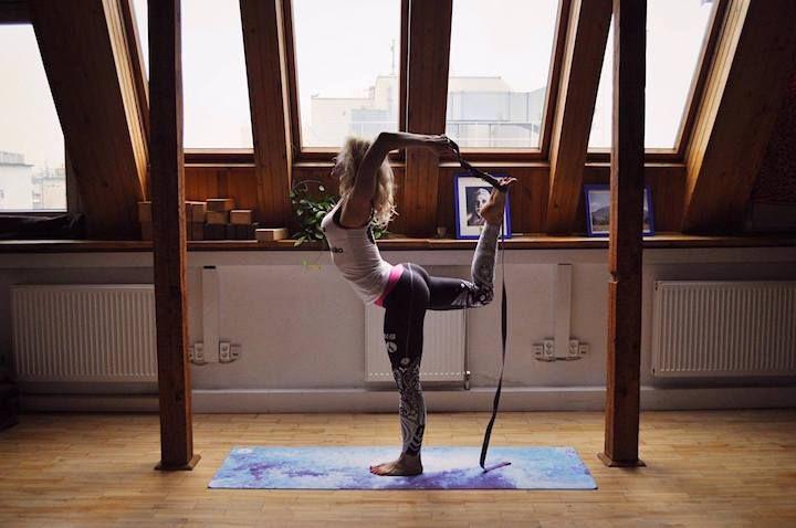 Korzyści z ćwiczenia jogi
