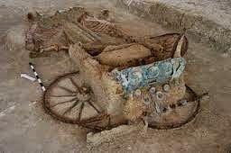 Santeos: Η προέλευση των Θρακών.