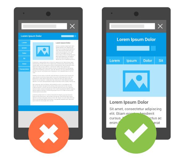 Google's Guide for Mobile-Friendly Websites
