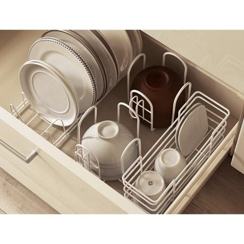 スライド引出し用食器収納ラック (2)