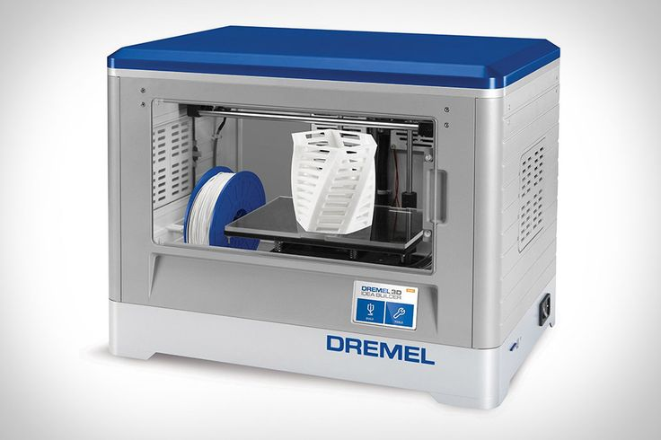 Dremel's known for making tools that are great for modifying 3D objects, not for creating them from scratch. Still, the company's bringing the same reliability from their hand tools to the Dremel Idea Builder 3D Printer. Designed to be an...