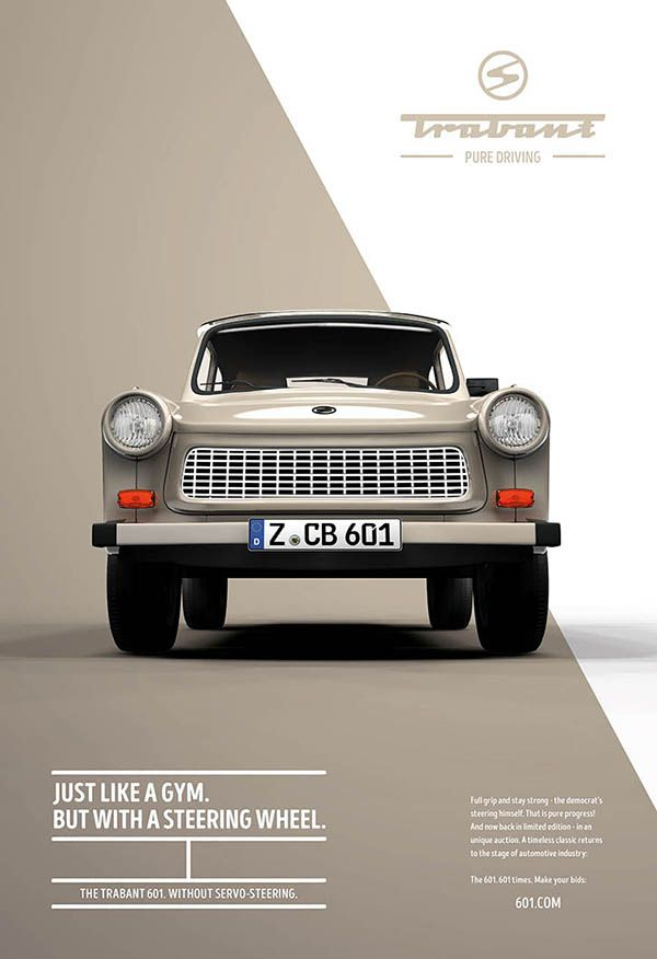 Brilliant Ads Poke Fun at the Trabant | MASHKULTURE < Xxx fin https://de.pinterest.com/korkveli/european-cars/