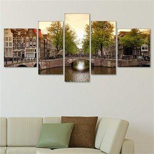 Tabloshop Amsterdam Köprü tablo ayağınıza gelsin.