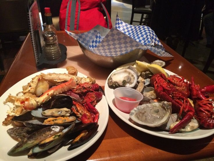 Village Seafood Buffet - Las Vegas, NV, United States. Seafood Buffet