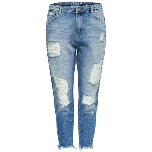 TONNI DESTROYED BOYFRIEND JEANS ONLY ($55) ❤ liked on Polyvore featuring jeans, destructed jeans, boyfriend fit jeans, destructed boyfriend jeans, ripped jeans and torn boyfriend jeans