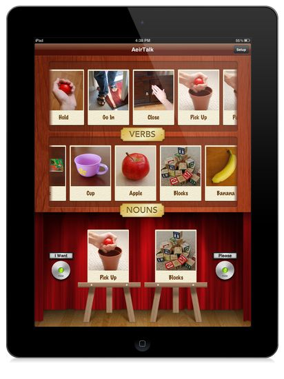 Aiertalk ipad app AWESOME learning tool for kids
