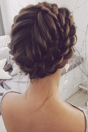 28 fabulous Halo Braid ideas to choose from - For Paige :) - #select #braid #Fabulous #Halo #Ideen