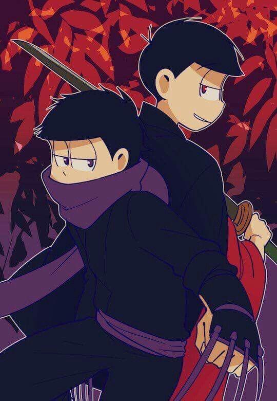 Osomatsu & Ichimatsu
