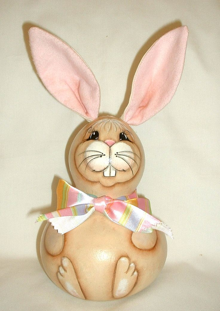 Easter Bunny Gourd