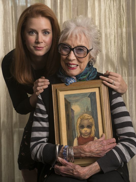 "amy adams, margaret keane. Amazing Jehovah's Witness true life story. Must see movie!!! ""Big Eyes"""