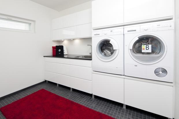 Rantakivi - Kodinhoitohuone | Asuntomessut