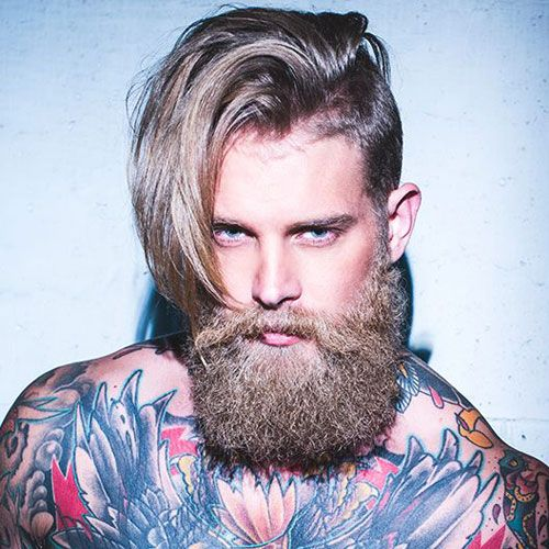 Swell 17 Meilleures Idees A Propos De Beard Growth Tips Sur Pinterest Hairstyles For Women Draintrainus