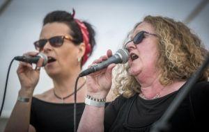 Scenes from Rock 4 Jasmine 2016, held at Fakenham Town FC Clipbush Park. Picture: Matthew Usher.