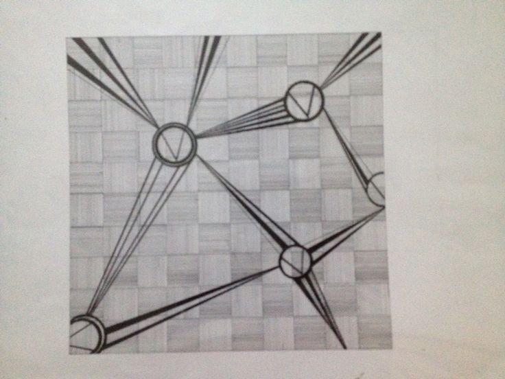 Temel sanat çizgi çalışması